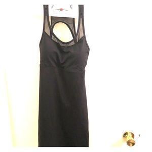 Black Fabletics dress